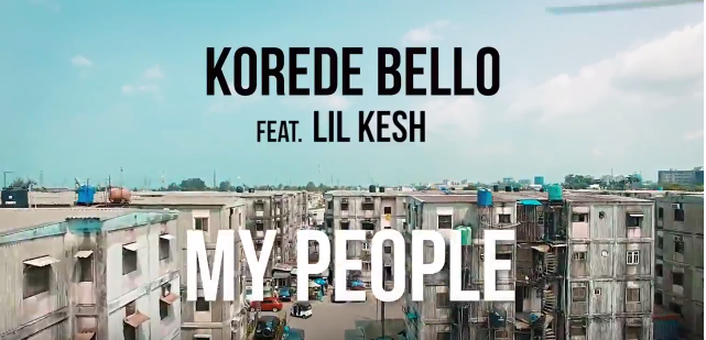Download Mp3+Video<>Koredebello feat Lil Kesh_ My People