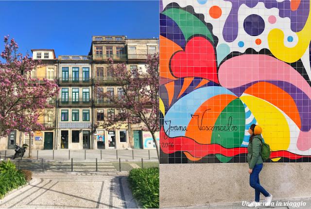 Itinerario a piedi a Porto un giorno