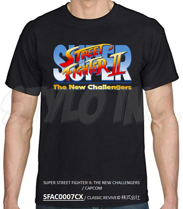 SFAC0007CX SUPER STREET FIGHTER II: THE NEW CHALLENGERS