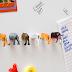 7 Proyectos para el hogar con animales de plástico.