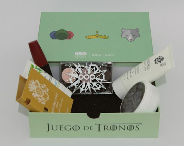 Birchbox Juego de tronos