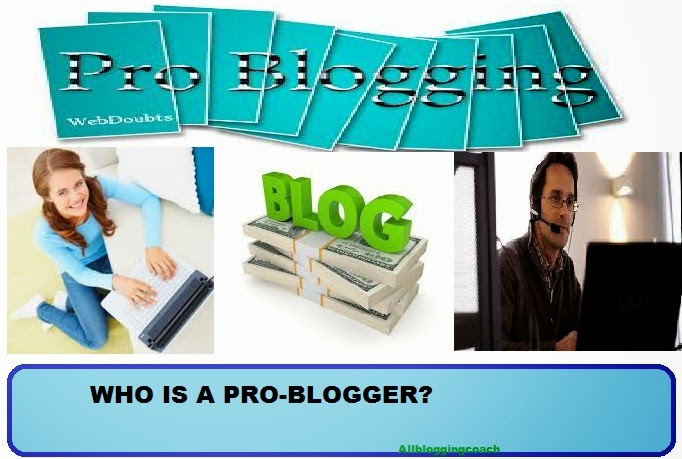 who-is-a-pro blogger?