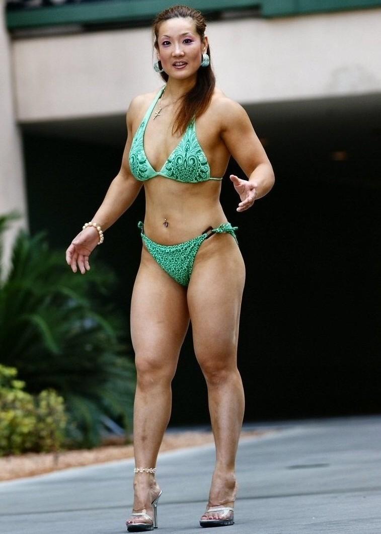 Muscular Women In The World 66