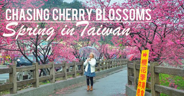 Spring Trip in Taiwan