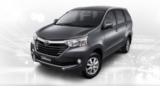 Harga Toyota Avanza di Pontianak Warna Gray Metallic