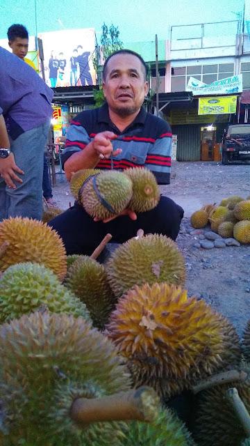 durian bengkulu