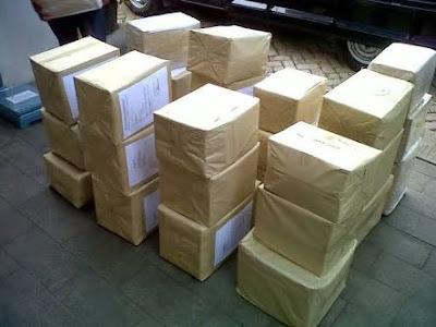 jasa paket barang semarang