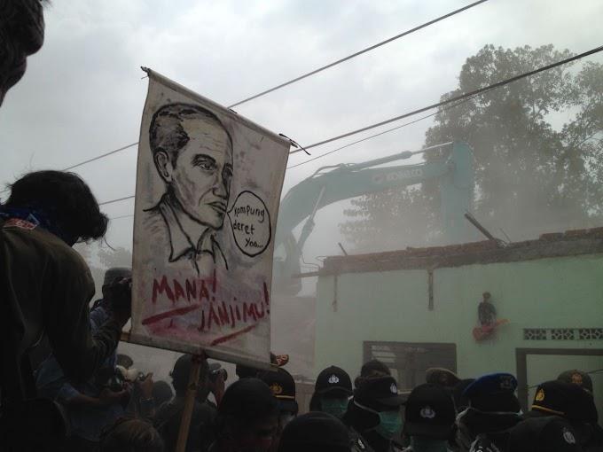 Jakarta Memekik, Diantara Hiruk-Pikuk