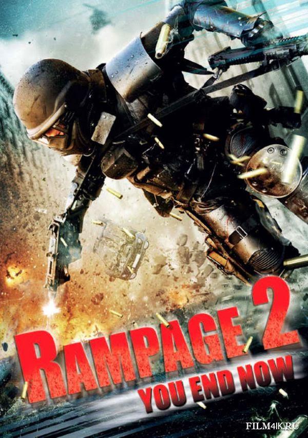 Rampage Capital Punishment คนโหดล้างเมืองโฉด [HD][พากย์ไทย]