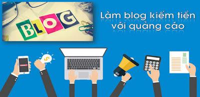 Làm blog kiếm tiền thu nhập bền vững
