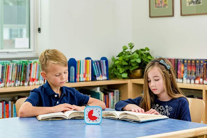 Temporizador visual para niños - time timer