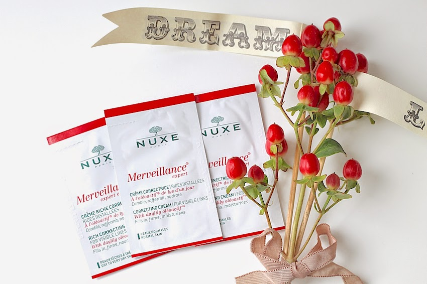 Nuxe Merveillance Correcting Cream