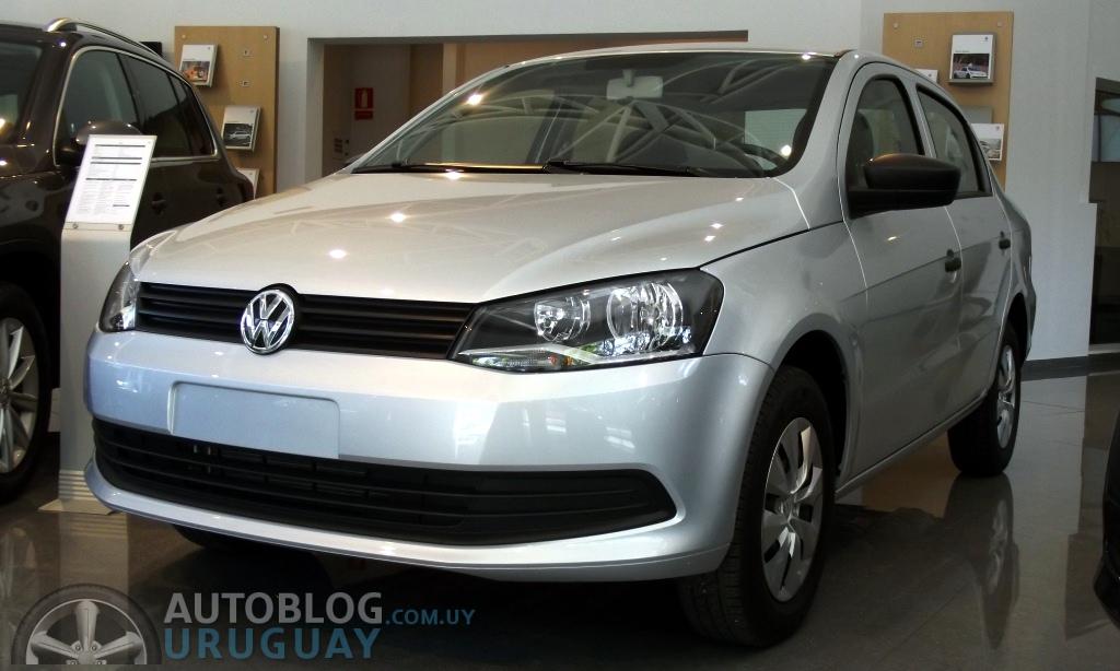 Primera Impresi 243 N Volkswagen Gol Power 1 6 Hatch Y Sed 225 N