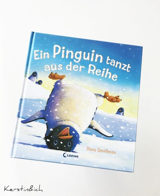 Buch Kinder Ein Pinguin tanzt aus der Reihe