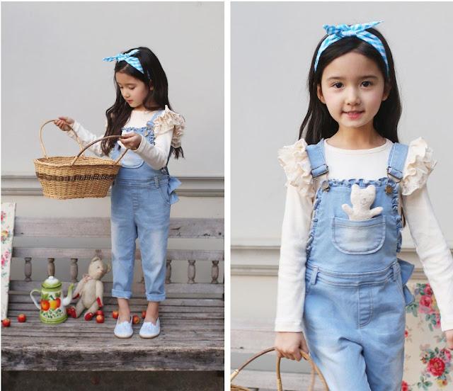 Fashion Anak Tanpa Kandungan Bahan Kimia