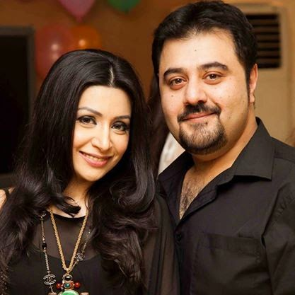 Ahmed Ali Butt & Fatima Khan expecting first child, celebrate baby