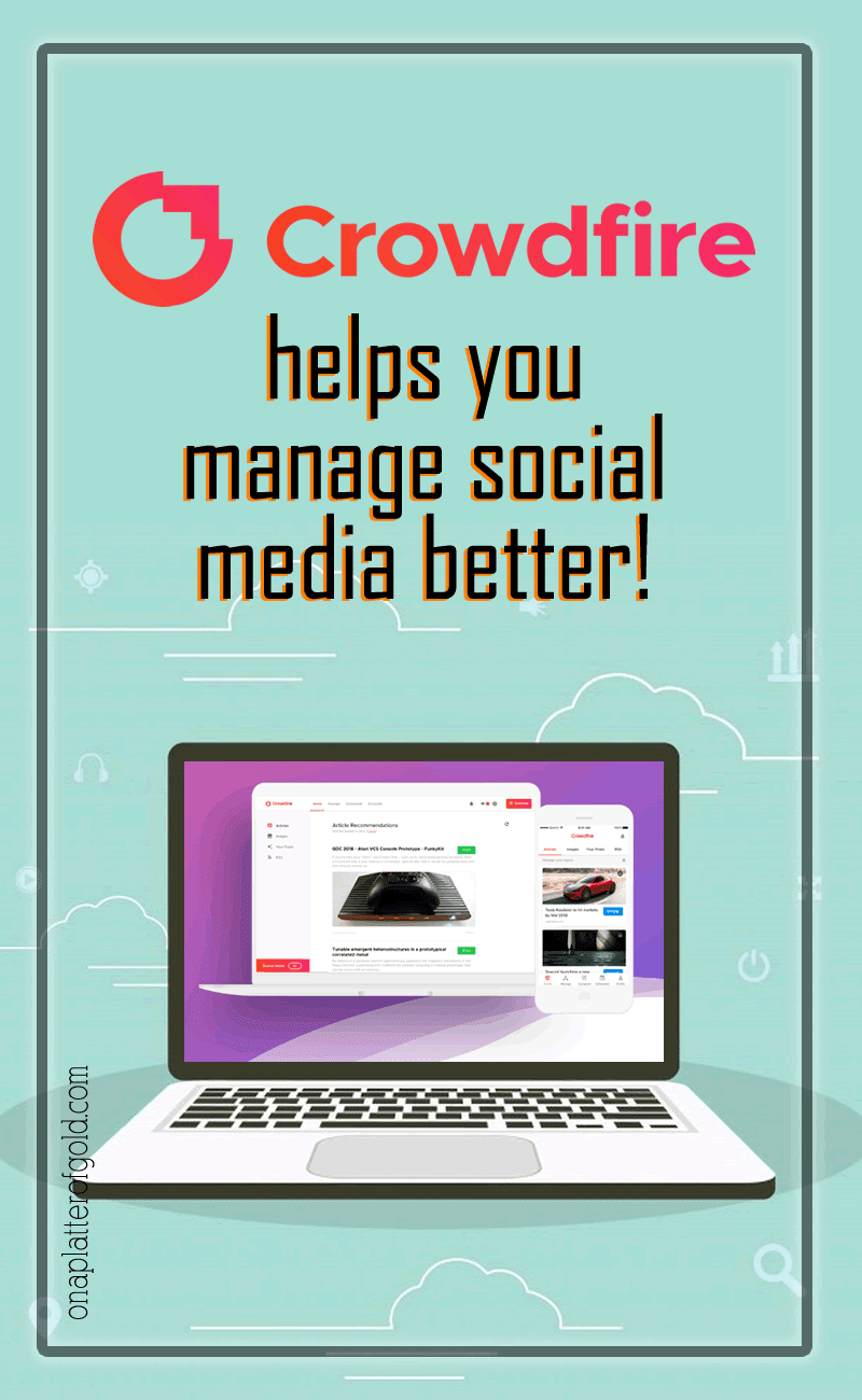 How Crowdfire Helps You Manage Social Media Better