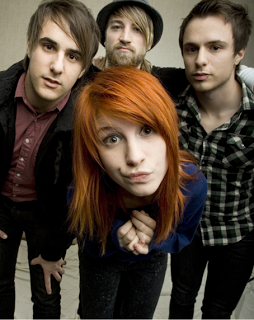 Paramore Lyrics: Grow Up lyrics - Paramore