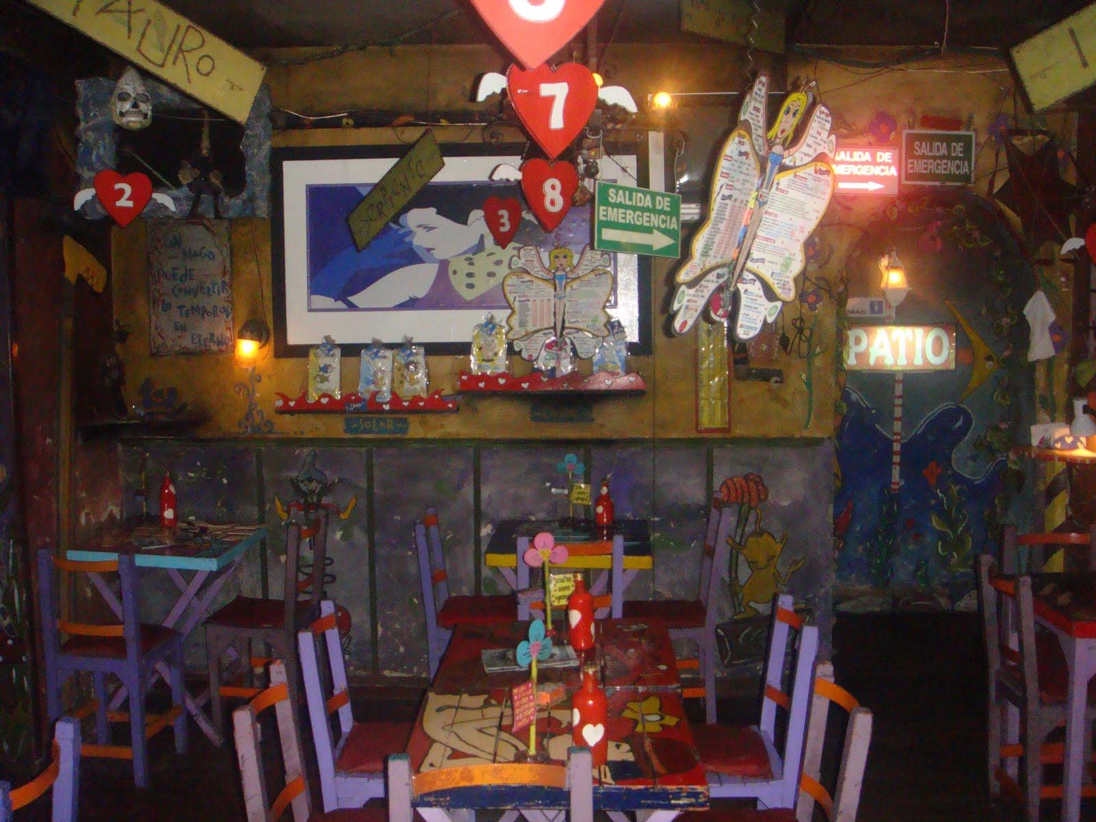 Decoracion Bar Karaoke ~ De sedentario a n?mada DESTINO N?3 BOGOTA