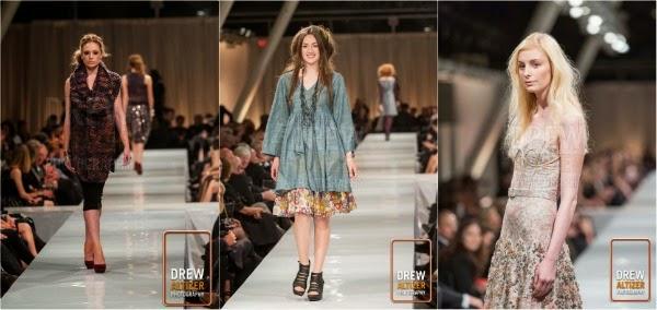 Cast Images Models - CCA Gala Fashion Show