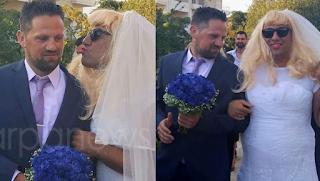 Χανιά: Γαμπρός έπαθε το σοκ της ζωής του όταν έφτασε η νύφη στην εκκλησία