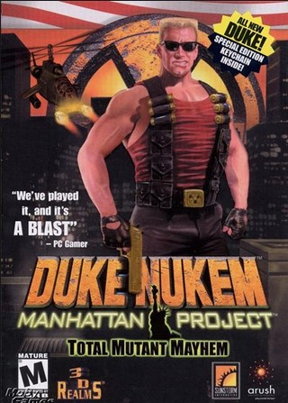 Duke Nukem: Manhattan Project PC Full Español