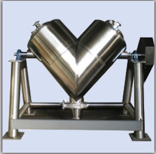 Manufacturer, Supplier, Exporter, Trader of V Blender from Mumbai Maharashtra