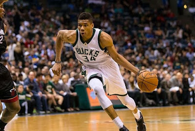 Giannis Antetokounmpo NBA top 10 players