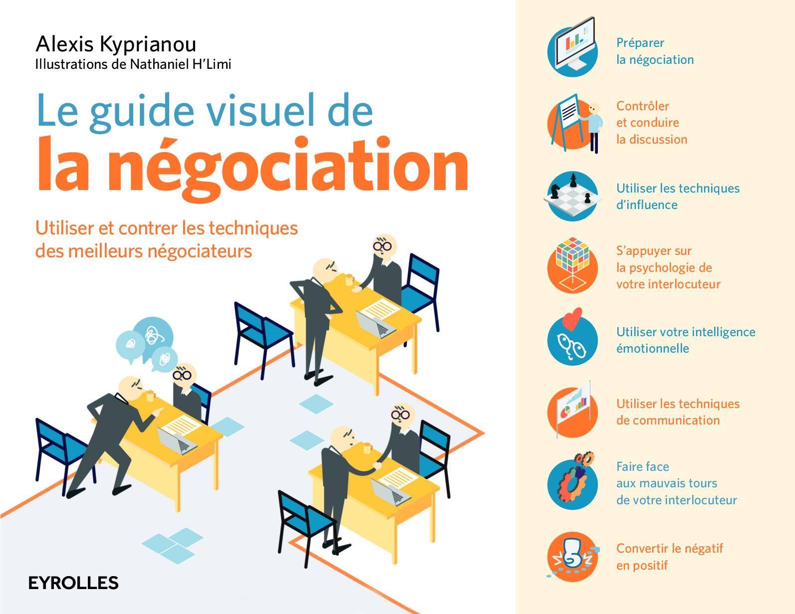 grande biblioth u00e8que   le guide visuel de la n u00e9gociation en pdf