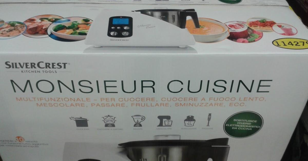 Le stanze di azzurra il mio aiuto monsieur cuisine - Robot da cucina lidl ...