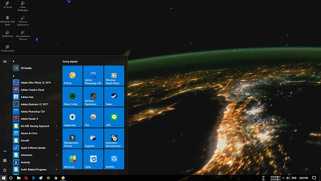 Cara Pasang Wallpaper Video di Windows 10