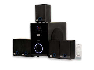 Home Theater & Speaker System