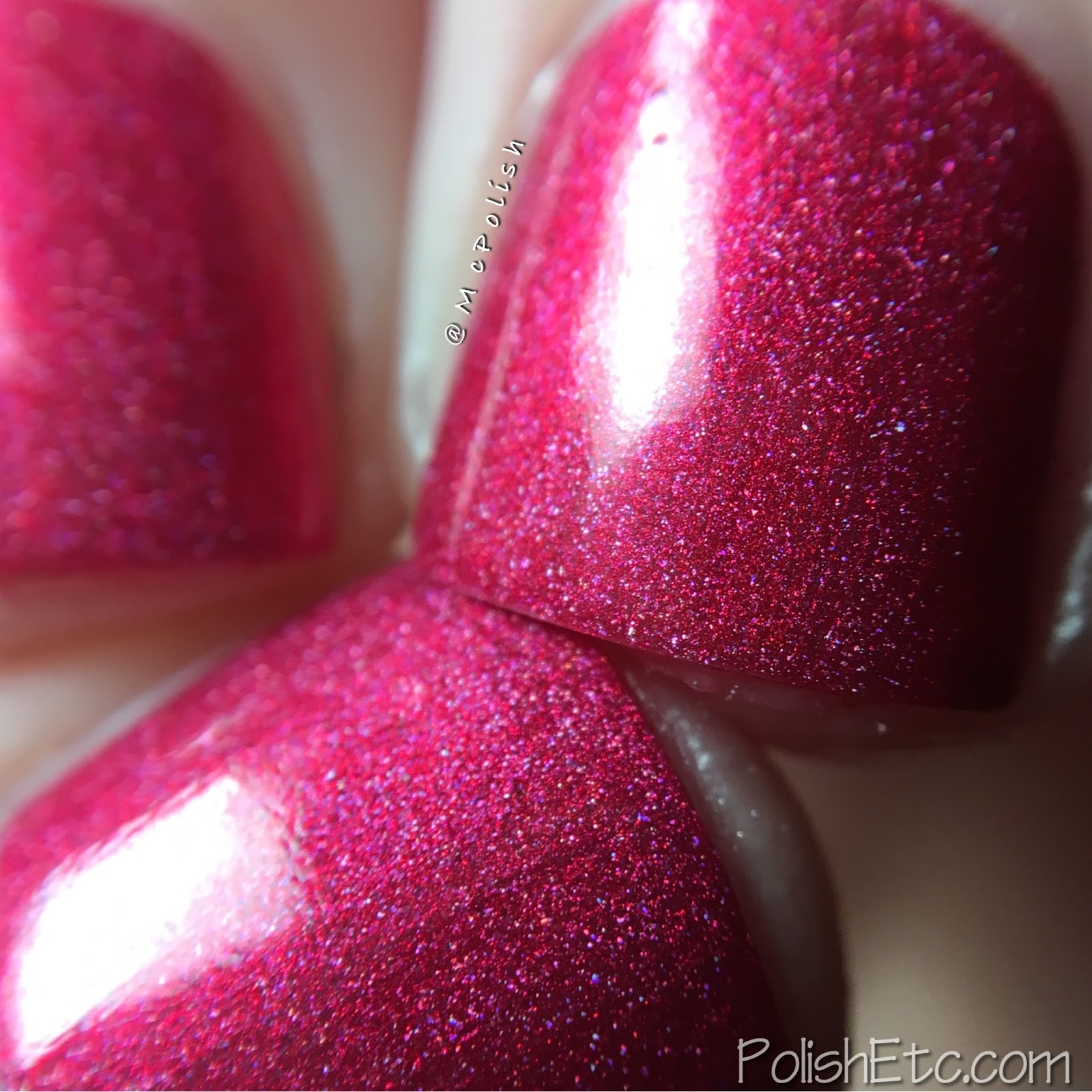 A England - Tennyson's Romance Collection - McPolish - Shall Be My Queen