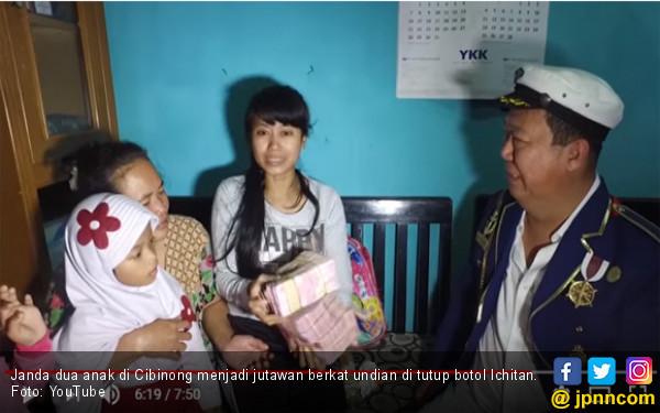 Janda Cantik di Cibinong jadi Jutawan, Videonya Bikin Baper