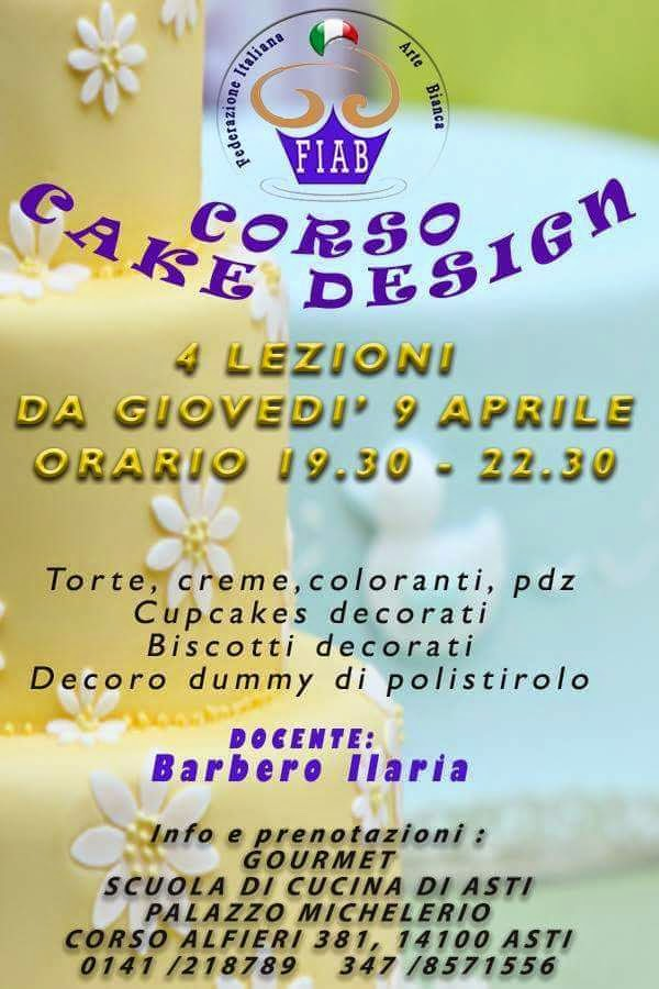 Fiab Group Corso Cake Design Ad Asti