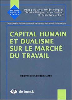 zd - GRH: Capital Humain et Dualisme sur le Marché du Travail