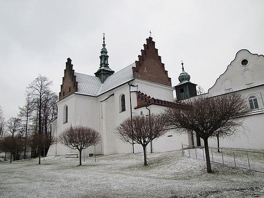 Kościół Najświętszej Maryi Panny Wniebowziętej i św. Stanisława Biskupa w Szczyrzycu