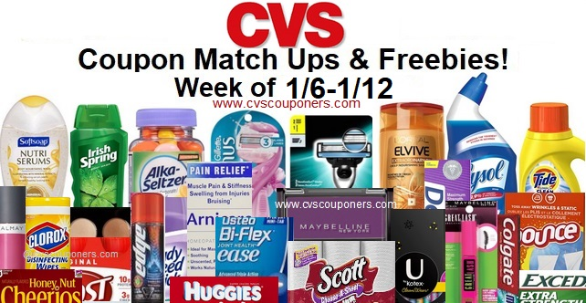 http://www.cvscouponers.com/2019/01/cvs-coupon-matchup-deals-1-6-1-12.html