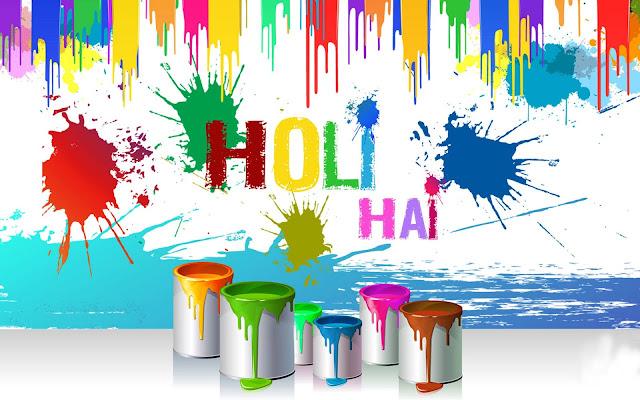 Funny Happy Holi Images