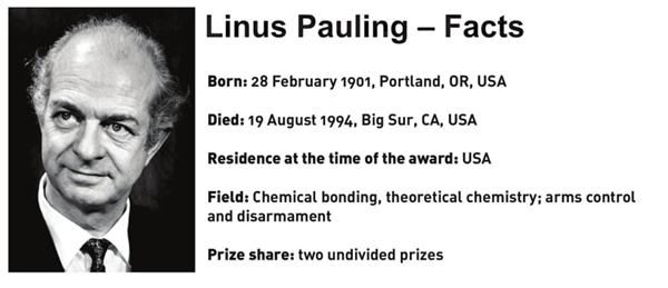 linus-pauling-facts