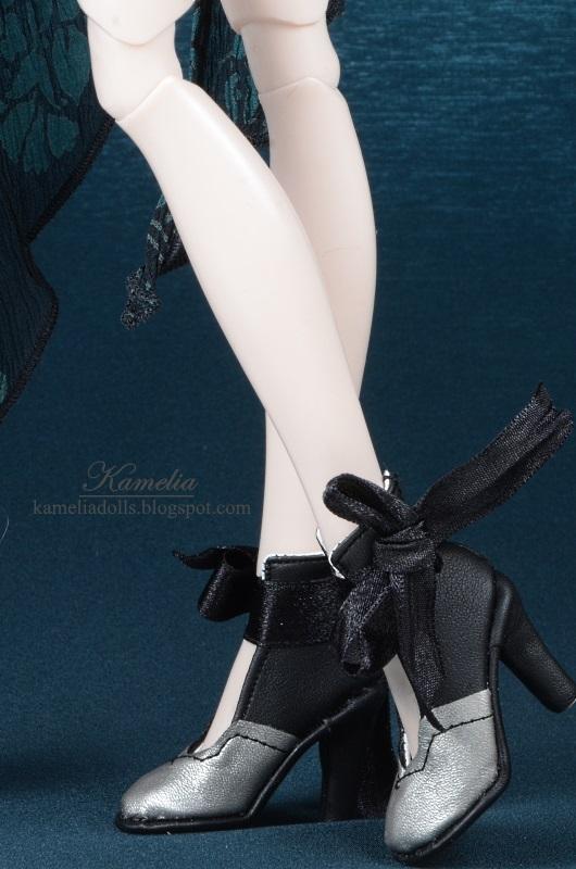 Evangeline Ghastly shoes.