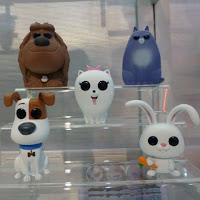 Toy Fair Secret Life of Pets POP!