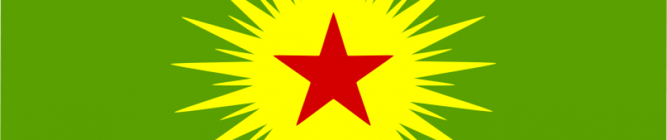 Solidaridad con Rojava (Kurdistan Occidental)