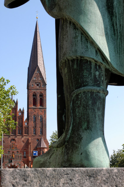 Igreja St. Alban´s, Odense, Dinamarca