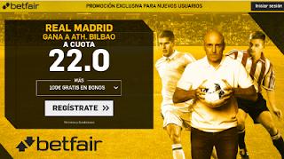 betfair supercuota Real Madrid gana a Athletic 18 abril