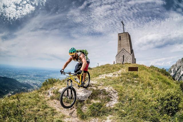 GPS Tour Monte Cuarnan MTB
