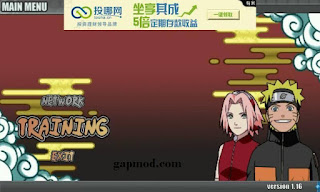 Download Naruto Senki v1.16 Fixed 1 Apk