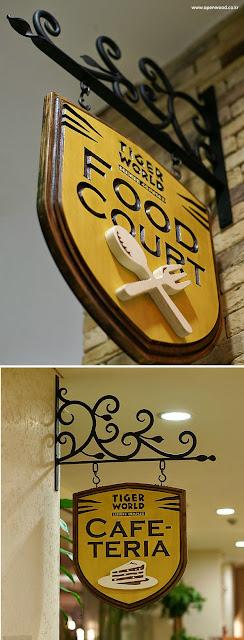 placas para cafeteria