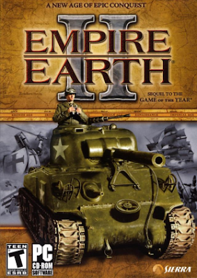 Empire Earth 2 Cover