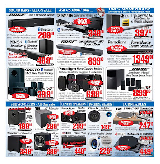 2001 audio video Weekly Flyer May 25 - 31, 2018